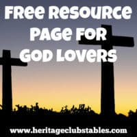 The quest for truth and growing in the knowledge of God is a never ending process. We have a free resource page for God lovers just like you, our subscriber