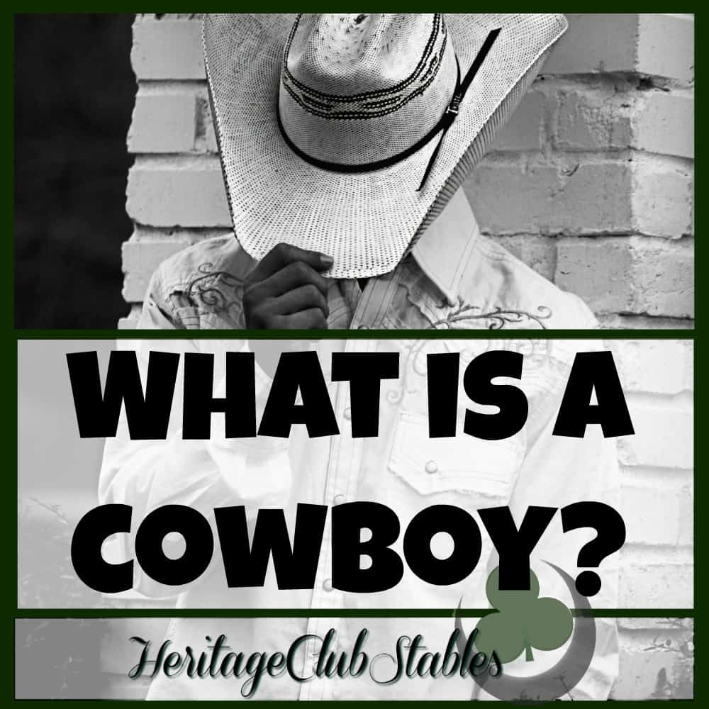 So…What IS a Cowboy?