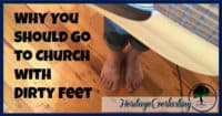 Church | Christian Living | Worship | Going to Church | Why you should go to church | Are you willing to take off your sandals and reveal the dirt beneath? Find out why you should go to church with dirty feet. Bring your dirty feet to church and see how God reveals your destiny.