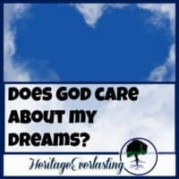 Life Dreams | God and dreams | Christian living | Spiritual Encouragement | Does God care about my dreams? A timeless question. Lay down your rights, dreams, hopes and goals and completely trust the Lord and follow what He has.
