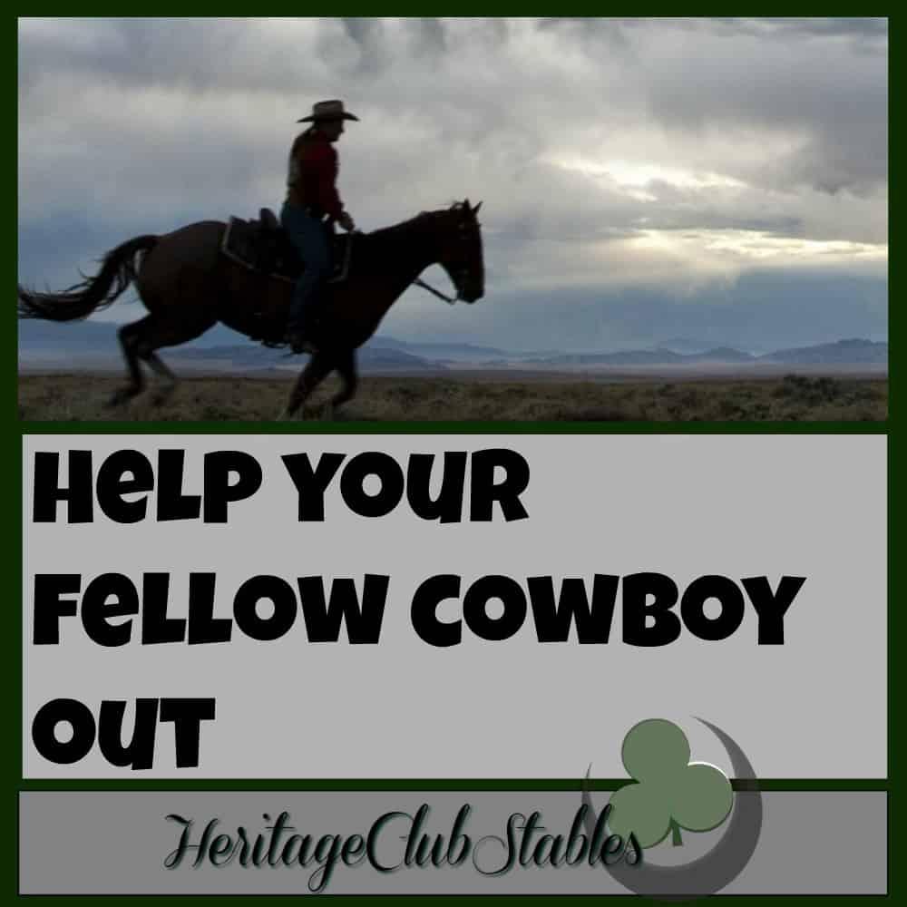 New Cowboy on the Horizon