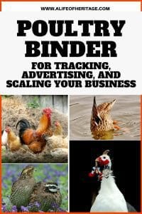 Profitable Poultry Binder