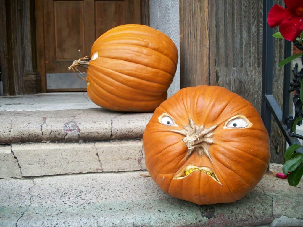 21 Of The Best Pumpkin Carving Or Not Ideas