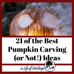 21 of the Best Pumpkin Carving (or Not!) Ideas